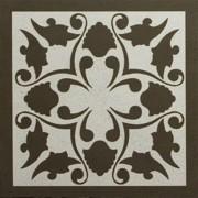 Adesivo para Azulejo Ladrilho Hidráulico Málaga 15x15cm 16 peças Cosi Dimora