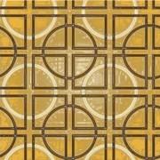 Adesivo para Azulejo Moderno Círculos 15x15cm 16 peças Cosi Dimora