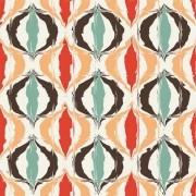 Adesivo para Azulejo Moderno Curvas 15x15cm 16 peças Cosi Dimora
