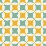 Adesivo para Azulejo Moderno Tela 15x15cm 16 peças Cosi Dimora