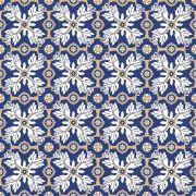 Adesivo para Azulejo Português Borba Vinil 15x15cm 16 peças Cosi Dimora
