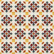 Adesivo para Azulejo Português Valongo Vinil 15x15cm 16 peças Cosi Dimora