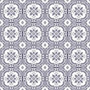 Adesivo para Azulejo Português Viseu Vinil 15x15cm 16 peças Cosi Dimora