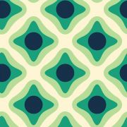 Adesivo para Azulejo Retrô Cri Cri Vinil 15x15cm 16 peças Cosi Dimora