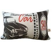 Capa de Almofada Classic Show Car 25x35cm Cosi Dimora