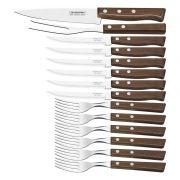 Kit para churrasco 14 peças Tramontina