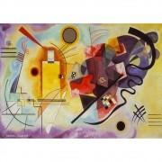 Pôster Decorativo A4 Composition 1 - Kandinsky Cosi Dimora