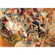Pôster Decorativo A4 Composition 7 - Kandinsky Cosi Dimora