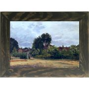 Quadro Decorativo A4 Argenteuil the Hospice - Claude Monet Cosi Dimora