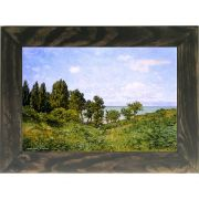 Quadro Decorativo A4 By the Sea - Claude Monet Cosi Dimora