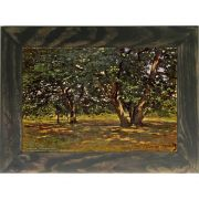 Quadro Decorativo A4 Fontainebleau Forest - Claude Monet Cosi Dimora