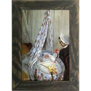 Quadro Decorativo A4 Jean Monet in the Craddle - Claude Monet Cosi Dimora