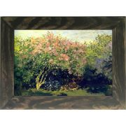 Quadro Decorativo A4 Lilacs in the Sun - Claude Monet Cosi Dimora