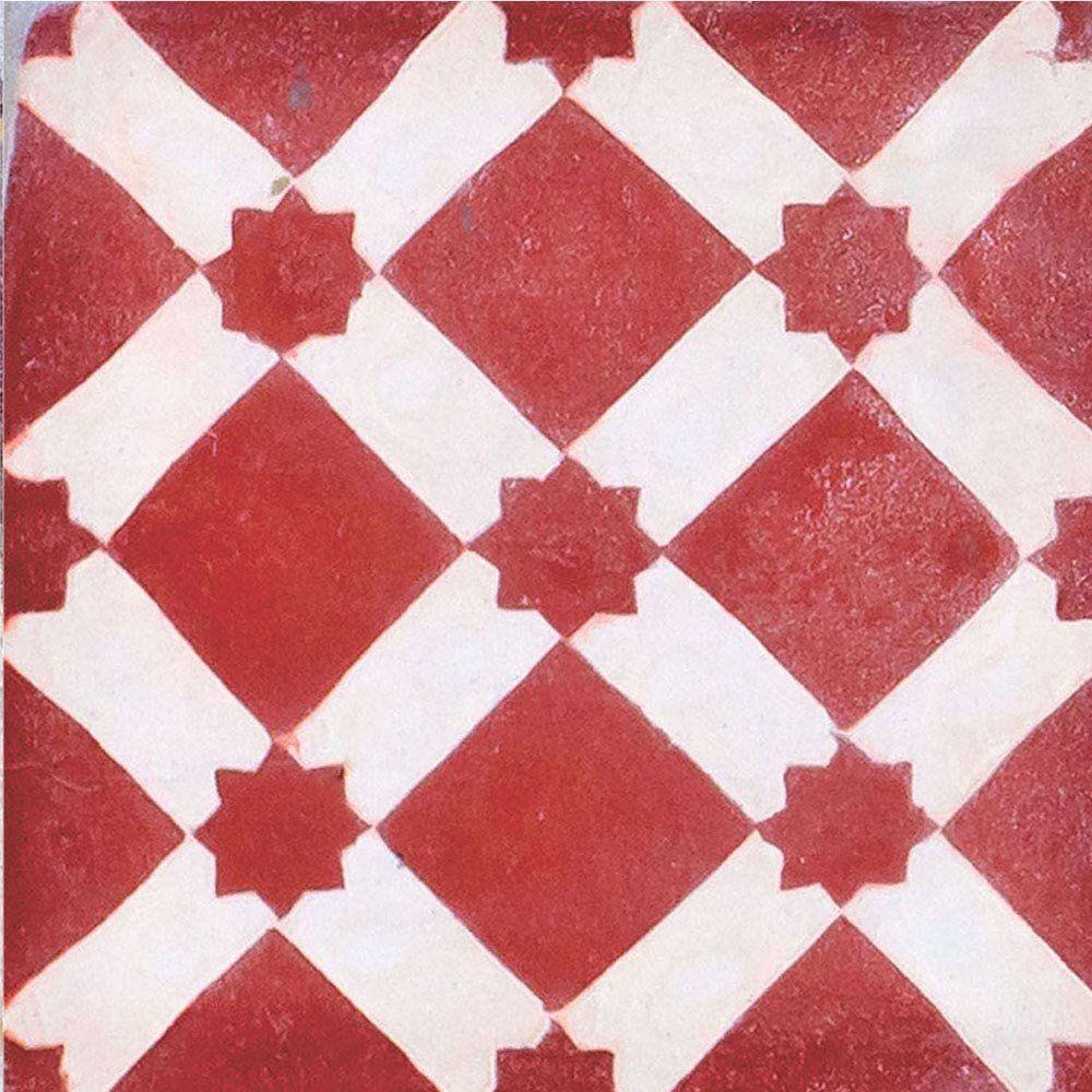 Adesivo para Azulejo Ladrilho Hidráulico Mosaico Cores Vinil 15x15cm 16 peças Cosi Dimora