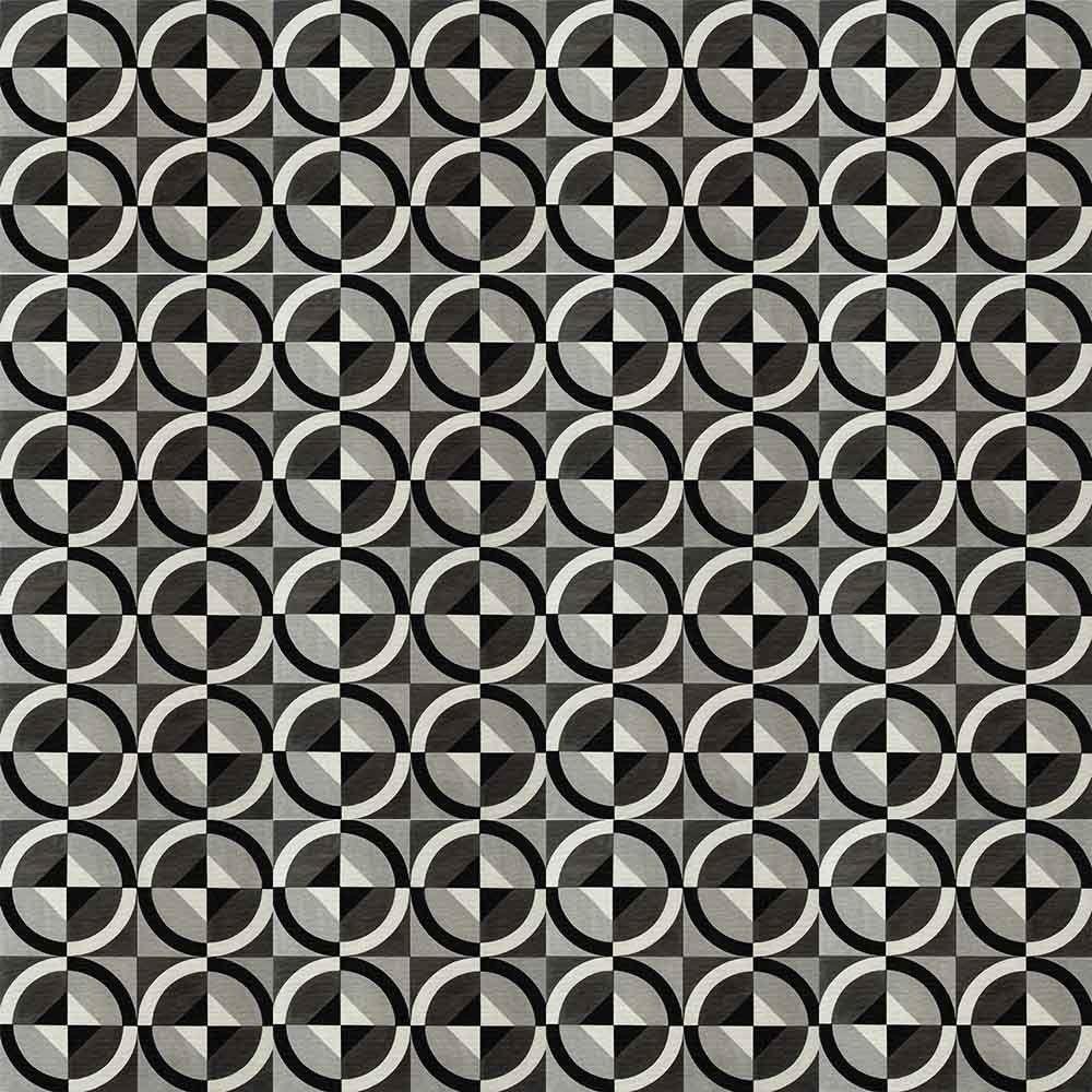 Adesivo para Azulejo Moderno Botões Vinil 15x15cm 16 peças Cosi Dimora