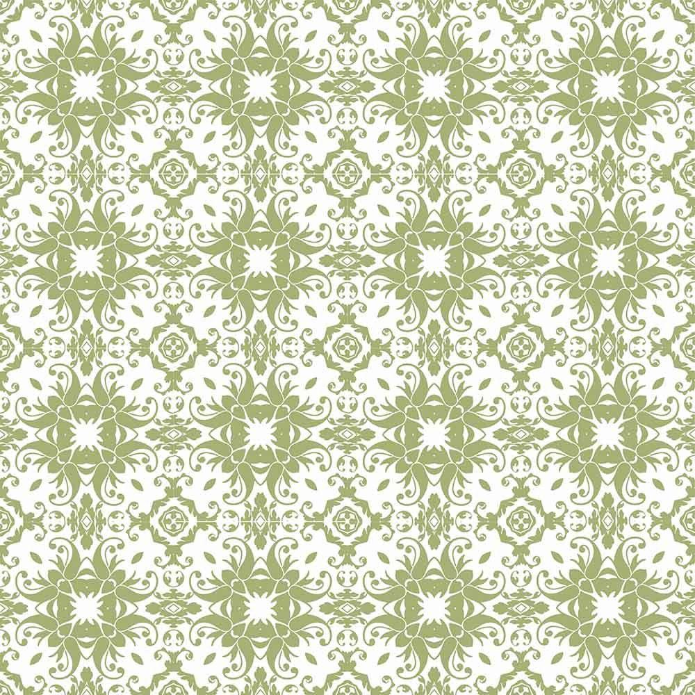 Adesivo para Azulejo Retrô Mangos Vinil 15x15cm 16 peças Cosi Dimora