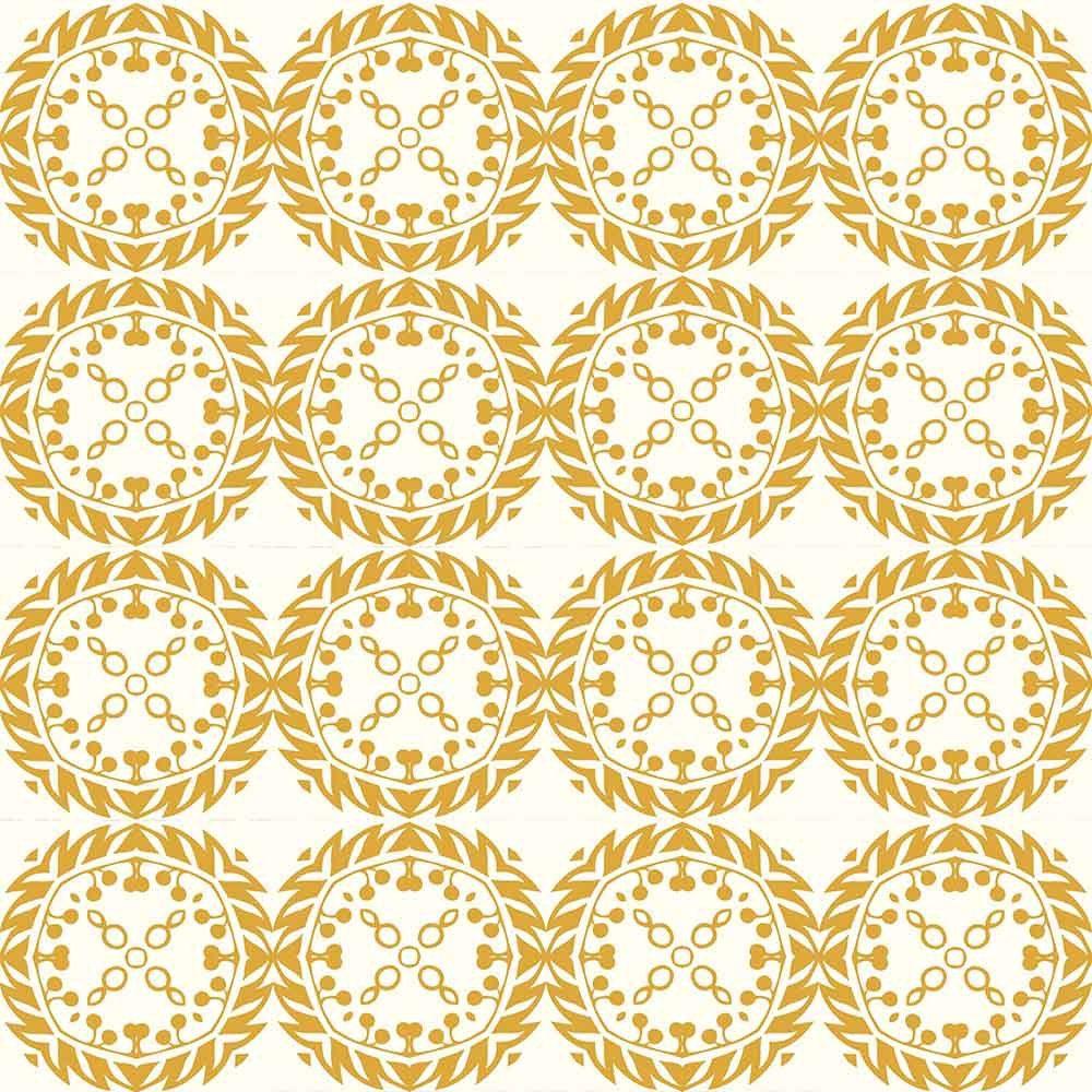 Adesivo para Azulejo Retrô Supimpa Vinil 15x15cm 16 peças Cosi Dimora