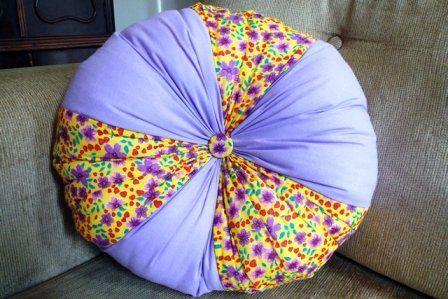 Almofada Fuxicão Spring 40cm Cosi Dimora