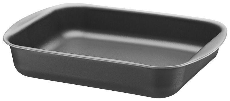 Assadeira funda Tramontina de alumínio com revestimento interno antiaderente 33 x 24cm