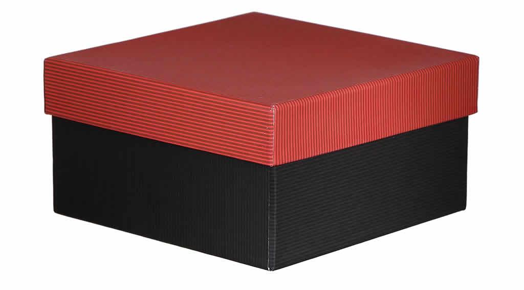 Caixa Organizadora Vermelha