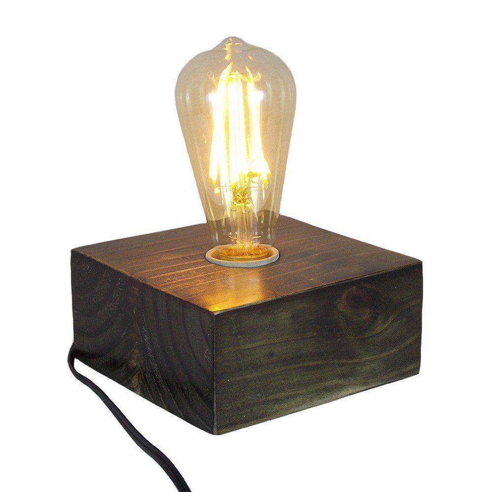 Lâmpada Pêra Carbon Led 4W 110/220V BQ2200K Opus