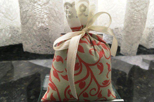 Sache Perfumado Bambu 6 peças Cosi Dimora