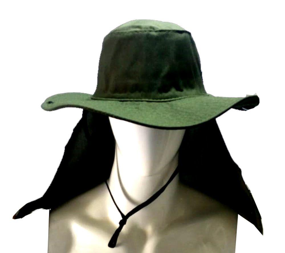 d2ccad083386c Chapéu Australiano C  Proteção de Nuca - Pesque Fácil ...