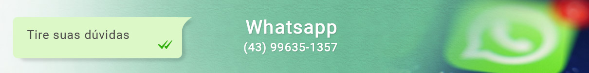 Whatsapp (43) 99635-1357