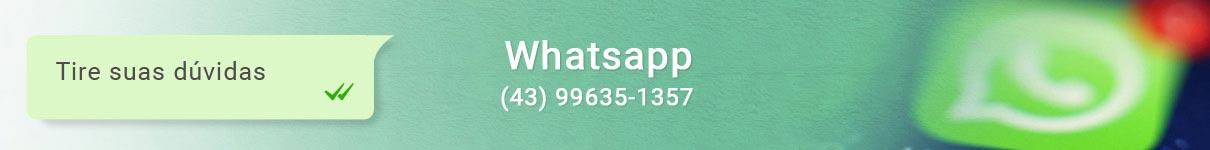 whatsapp (43) 99635-1357