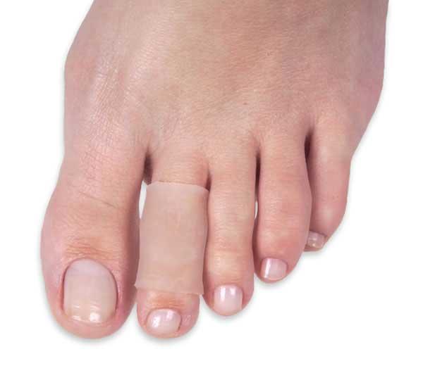 Anel Protetor para os Dedos Anti Calo em Gel  - Servimedic Technology