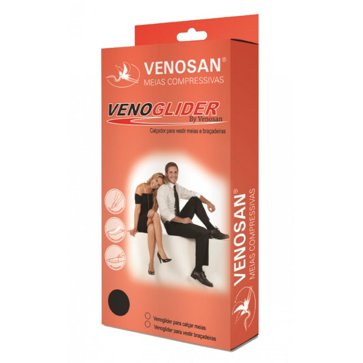 Calçador de meias Venoglider  - Servimedic Technology
