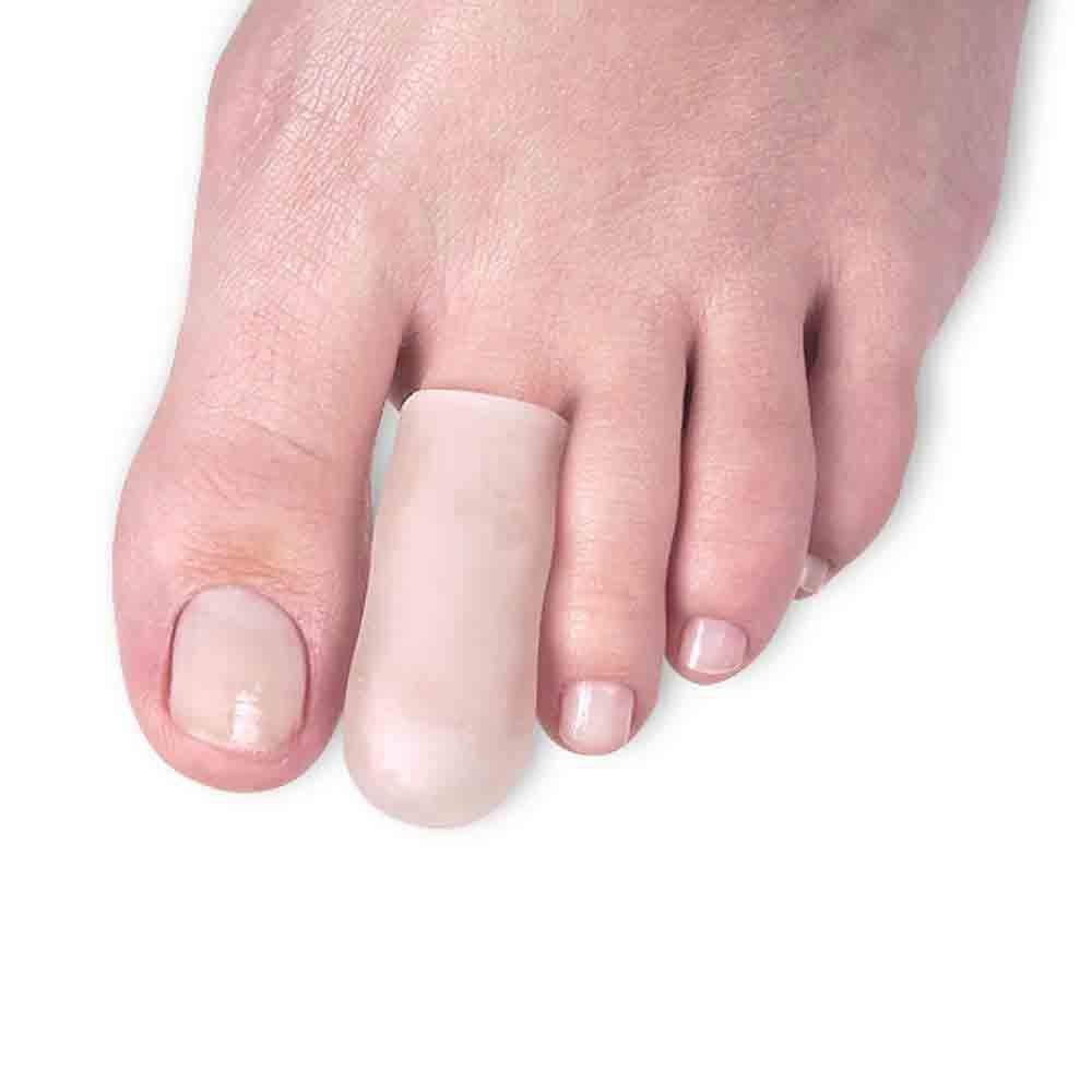 Dedeira Protetora de Gel para Dedos Anti Calos - Com Ponta