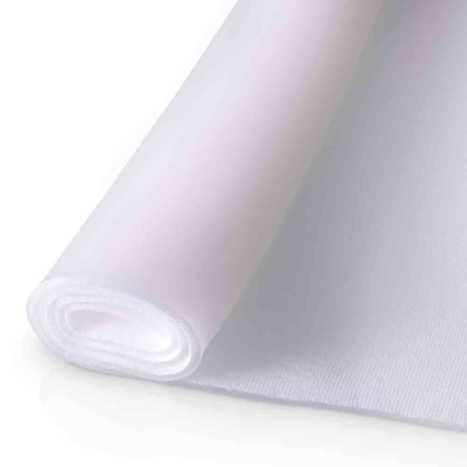 Lâmina em Gel para Cicatrizes Queimaduras Previne Quelóide Rolo 1,8m x 10cm x 2mm (Não adesivo)
