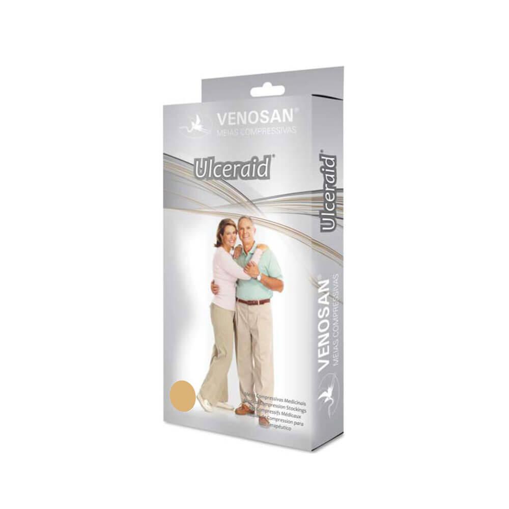 Meia de Compressão 40 mmHg 3/4 Venosan Ulceraid - Kit  - Servimedic Technology