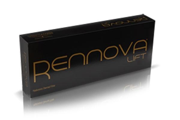 Preenchedor Facial Ácido Hialurônico - Rennova Lift  - Servimedic Technology
