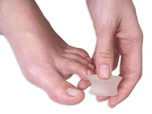 Separador de Dedos de Gel - Formato Carretel - Compress O´Gel