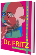 Encontro com Dr. Fritz, de Alessane Mota