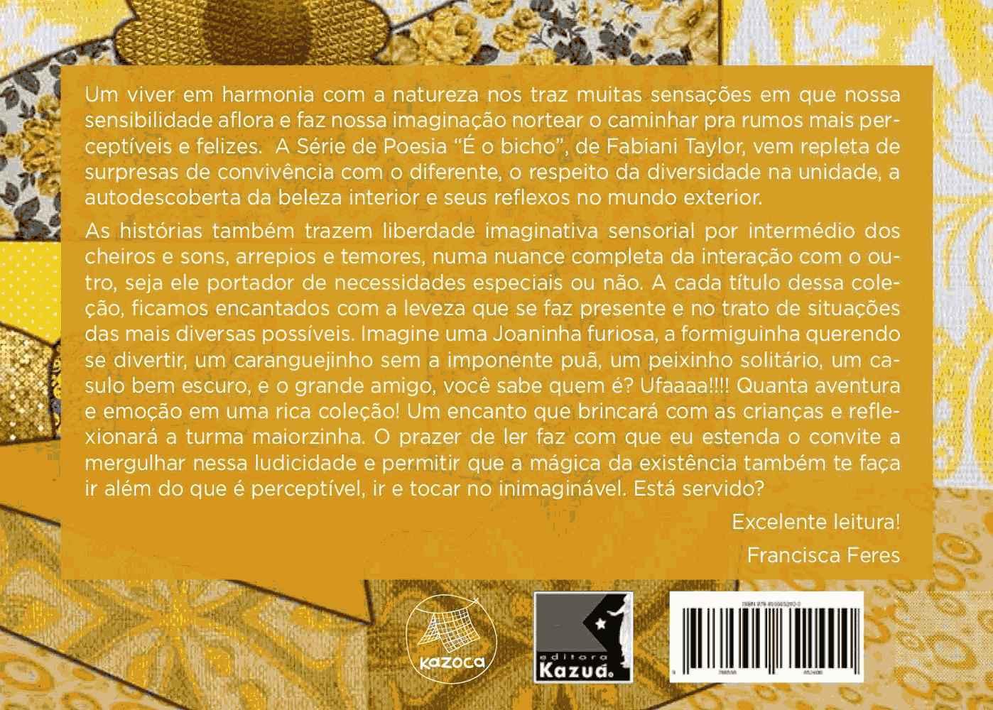 A Formiguinha, de Fabiani Taylor