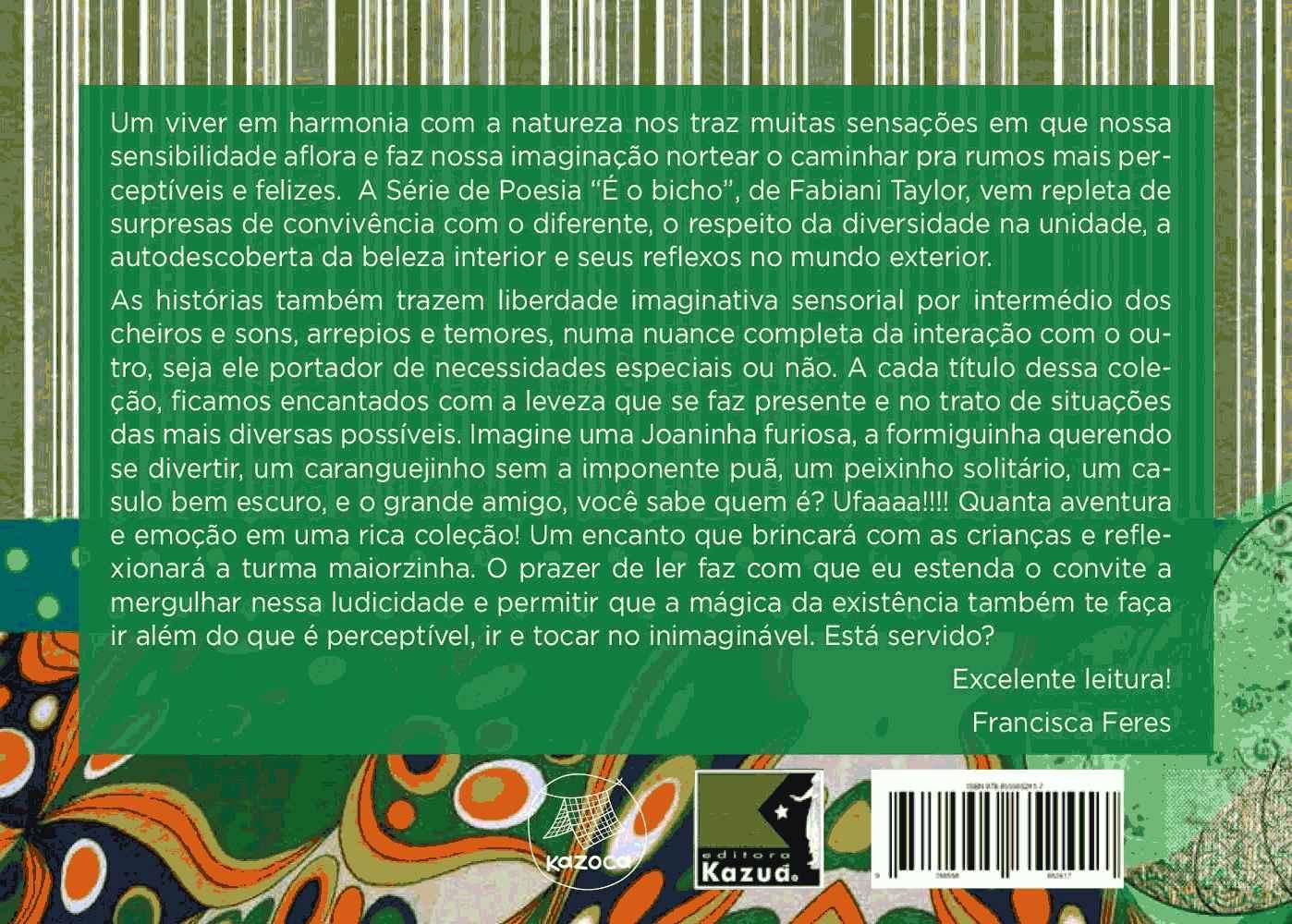 A Lagartinha, de Fabiani Taylor