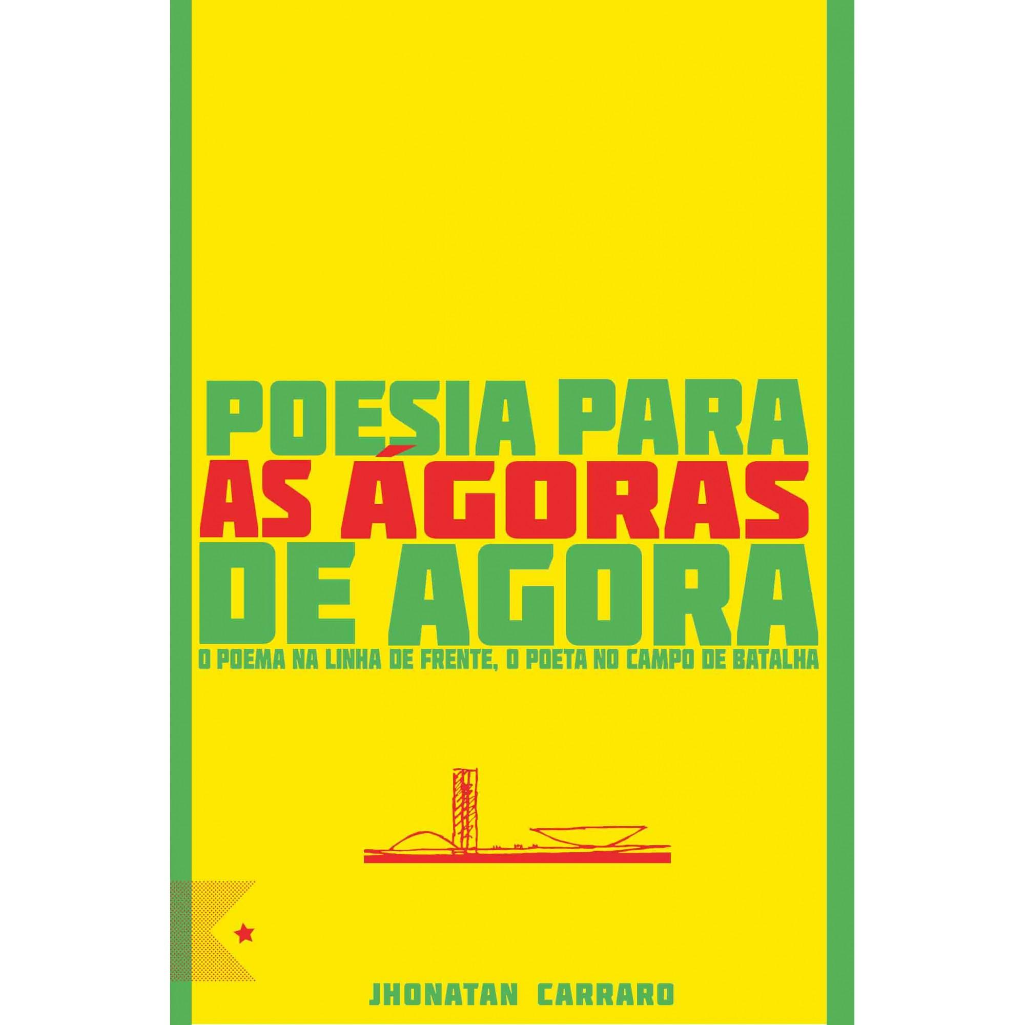 Ágoras de Agora, de Jhonatan Carraro - Pré-venda