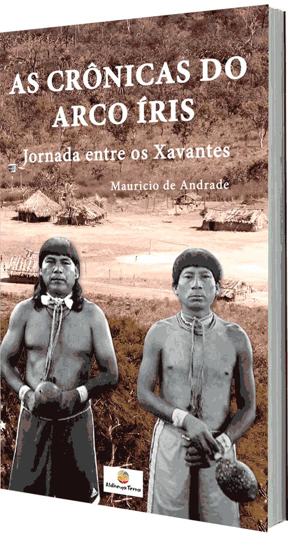 As Crônicas do Arco Íris, de Maurício de Andrade