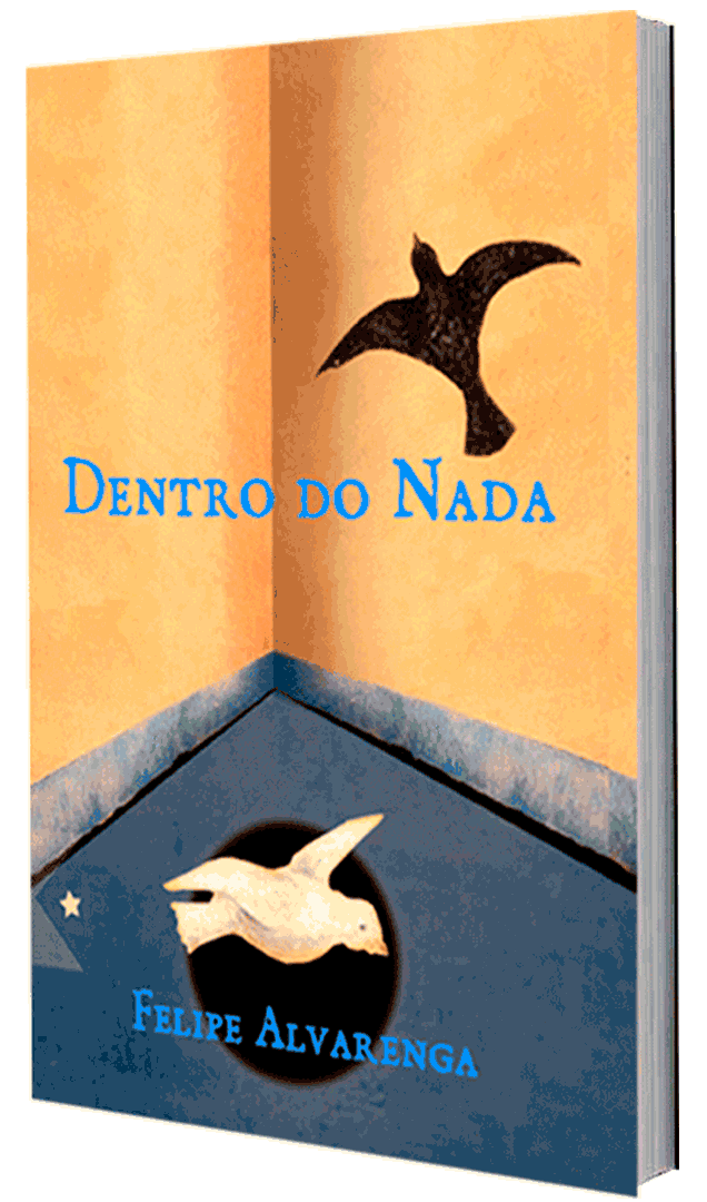 Dentro do nada, de Felipe Alvarenga