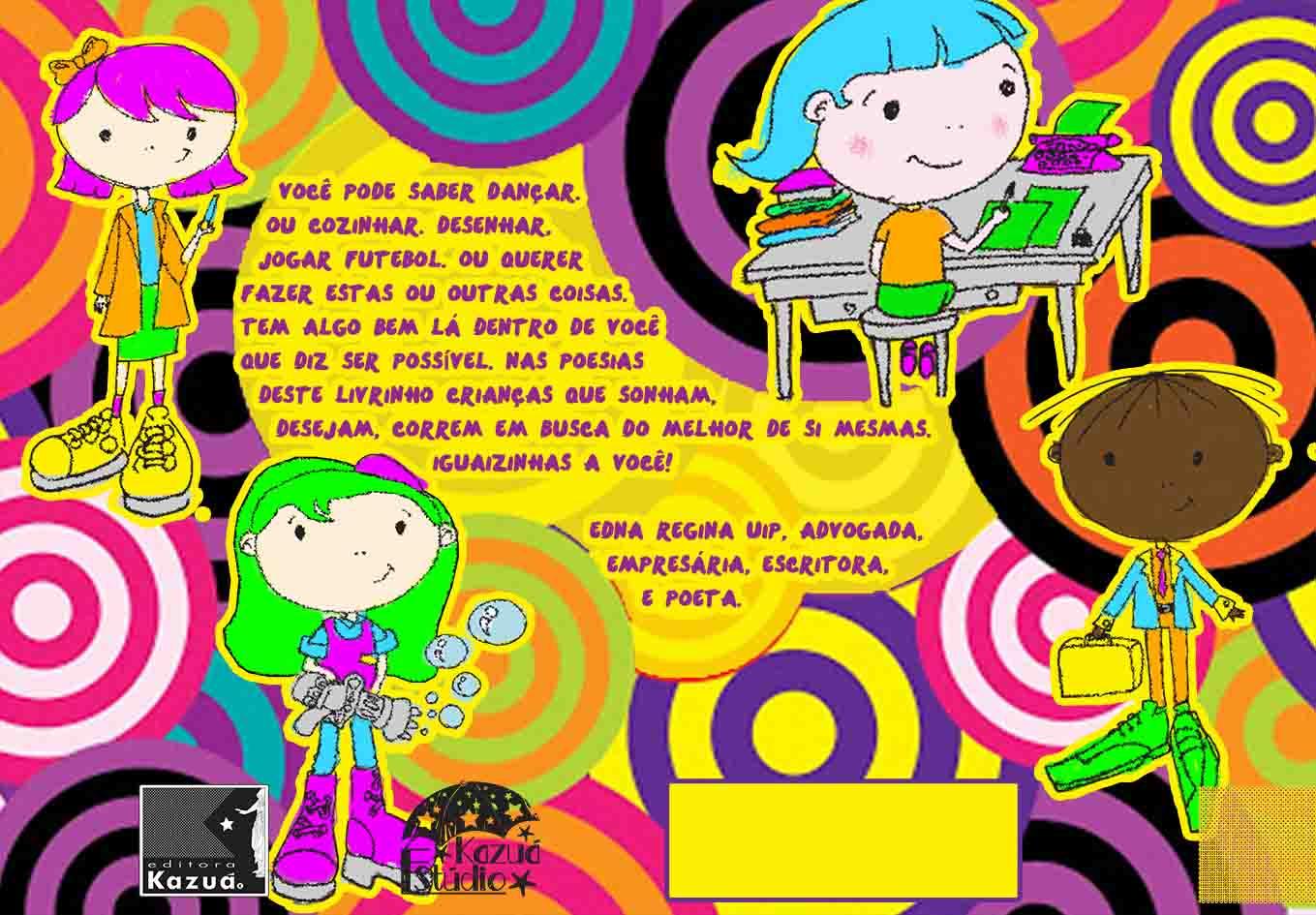 E Quando Crescer..., de Sininha Alves - Pré-Vvenda