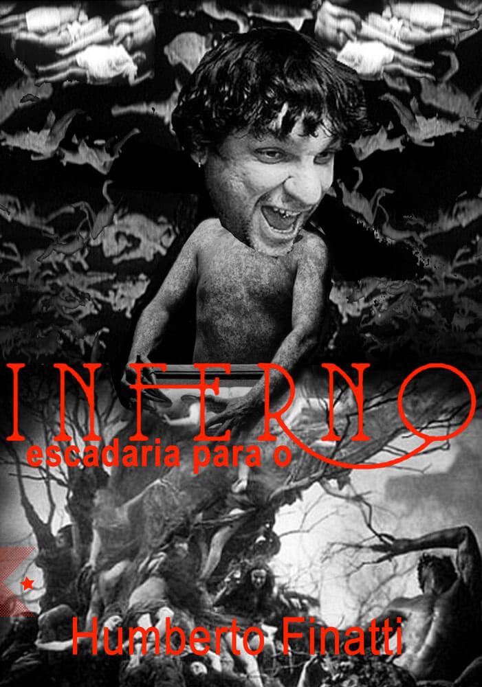 Escadaria para o Inferno, de Humberto Finatti - Pré Venda