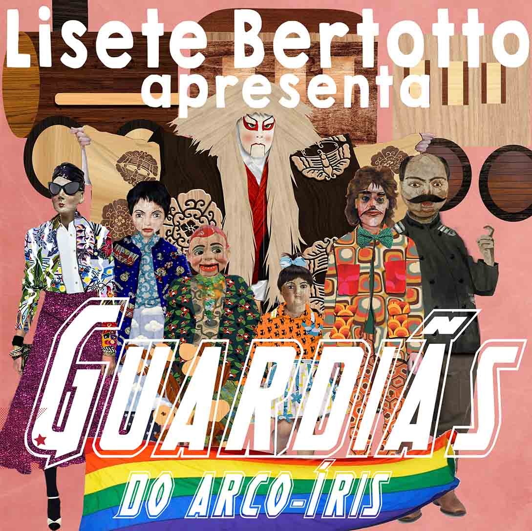 Guardiãs do Arco-Íris, de Lisete Bertotto