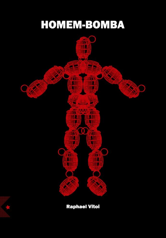 Homem Bomba, de Raphael Vitoi
