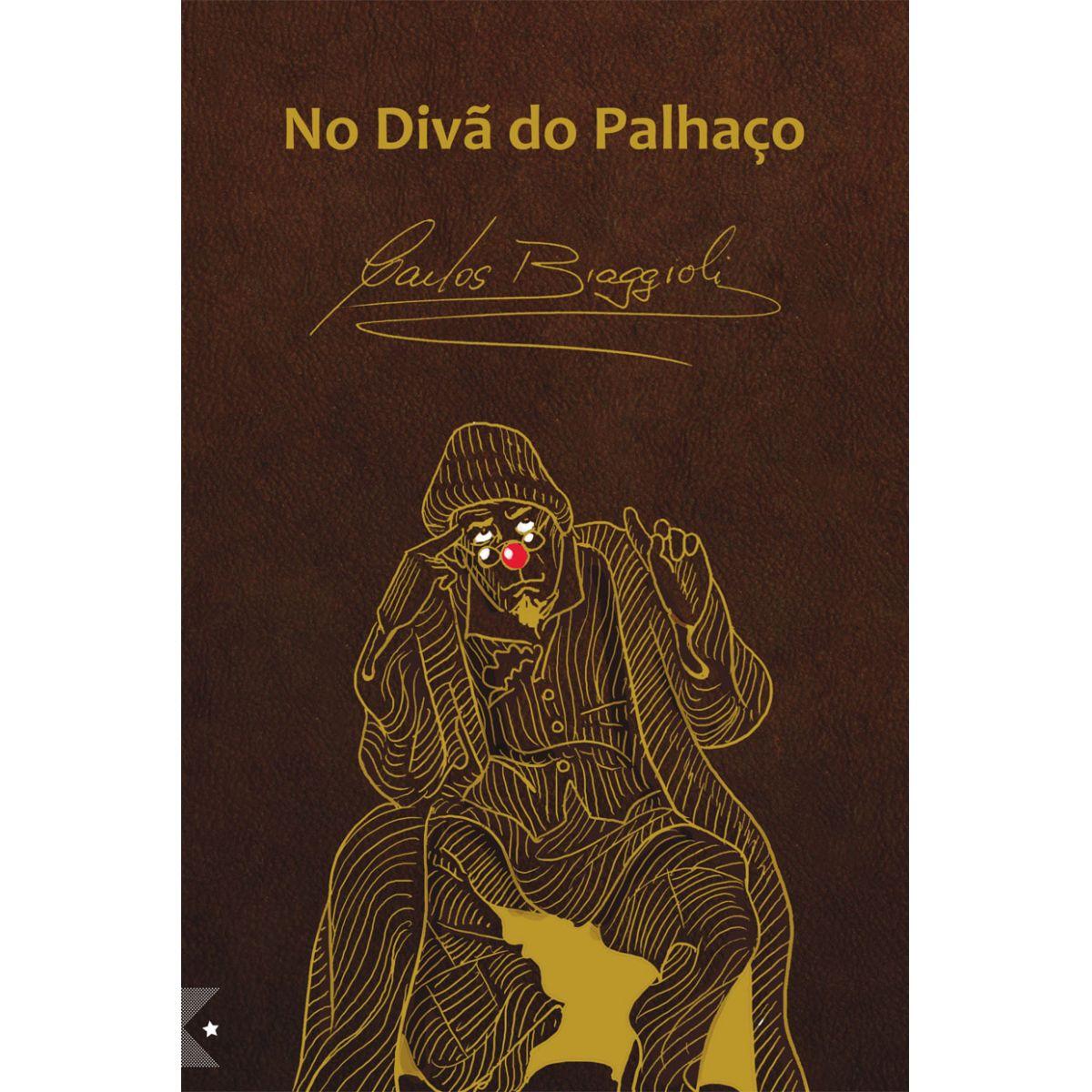 No Divã do Palhaço, de Carlos Biaggioli