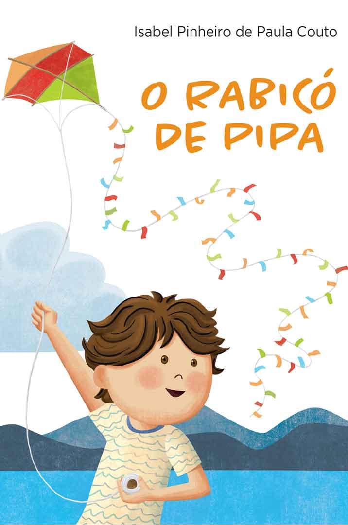 O Rabicó de Pipa, de Isabel Pinheiro de Paula Couto - Pré-lançamento