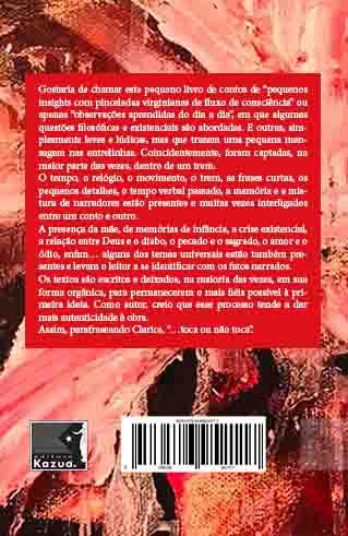 Peripécias Peripatéticas, de Pietro Valentim Moreira