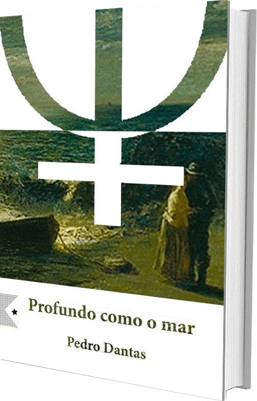Profundo como o mar, de Pedro Dantas
